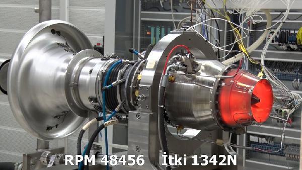 Türkiye'nin ilk orta menzilli füze motoru dünya rekoru kırdı