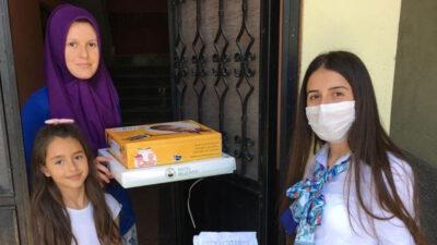 Kestel Belediyesi'nden 1226 anneye 'Bebek Gelişim' seti