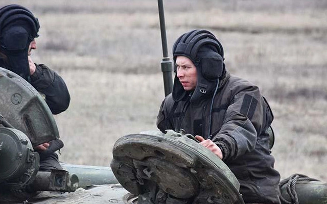 Donbas'ta 1 Ukrayna askeri öldürüldü!
