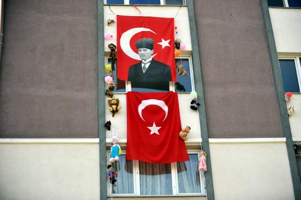 Bursa'da 23 Nisan'ı böyle kutladılar
