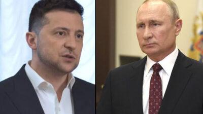 Zelenskiy'den Putin'e flaş teklif