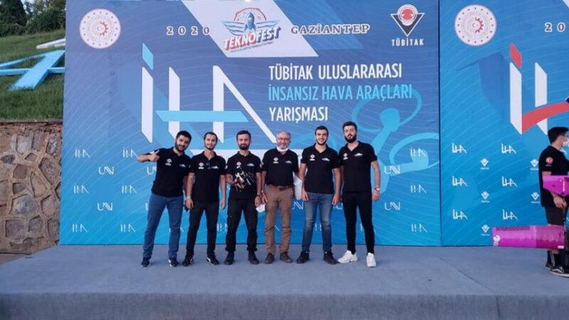 BUÜ'den Teknofest'e 240 öğrenci ve 45 takım