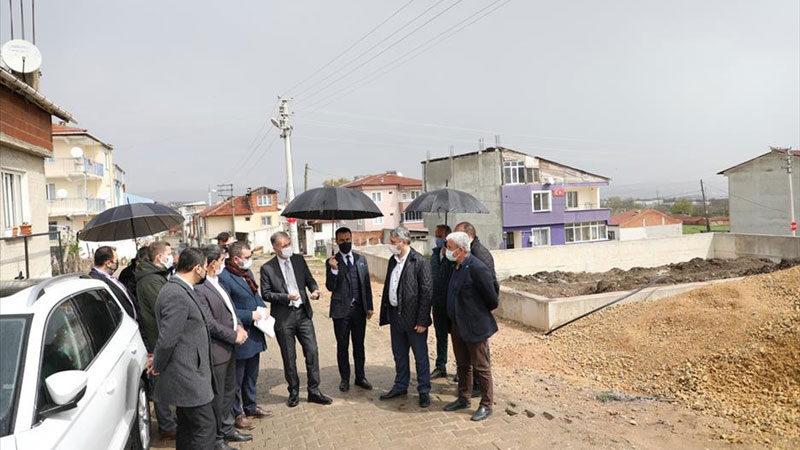 Yeniceköy'de yeni yaşam alanı doğuyor