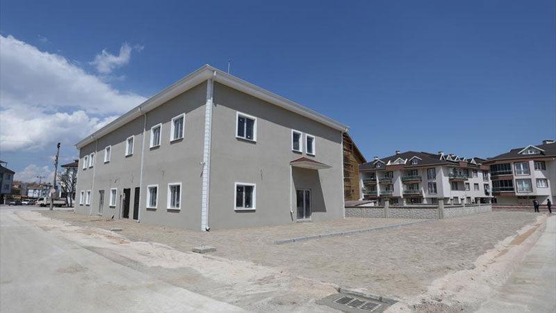 İnegöl'de yeni sağlık ocağının çevre düzenlemesi tamamlandı