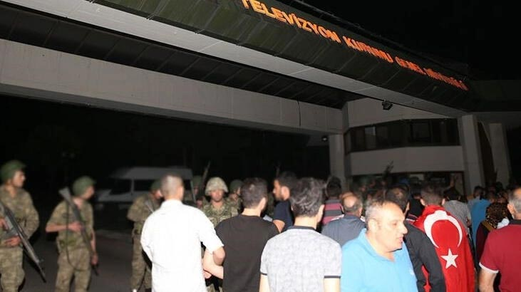 TRT'yi işgal girişimi davasında Yargıtay'dan karar