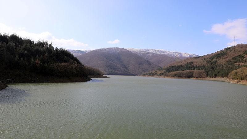 Bursa'da barajlar doldu, 20 ay sonra kuyular devre dışı kaldı