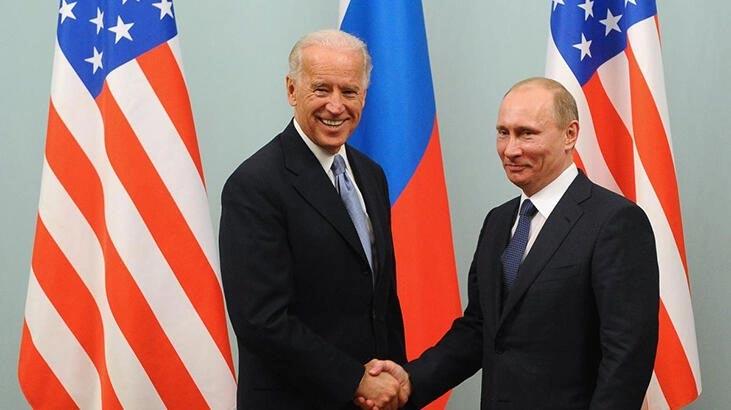 Biden ile Putin görüşmesinde kritik Ukrayna çağrısı