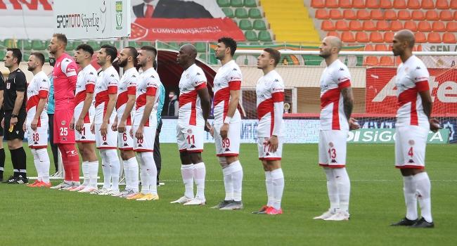 Antalyaspor'da 1 pozitif vaka