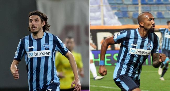 Adana Demirspor'da iki ayrılık