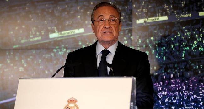 Florentino Perez yeniden Real Madrid başkanı