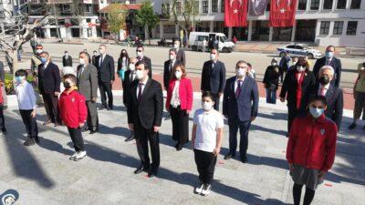 Bursa'da 23 Nisan kutlaması