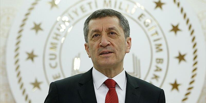 Milli Eğitim Bakanı Ziya Selçuk'tan EBA açıklaması