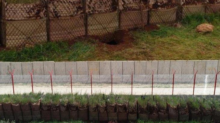 Mehmetçik yakaladı! Sınırda 100 metrelik tünel tespit edildi