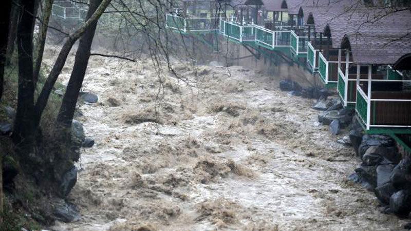 Bursa'da sel alarmı
