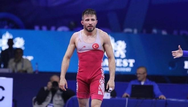 Türk güreşçi Avrupa şampiyonu oldu…