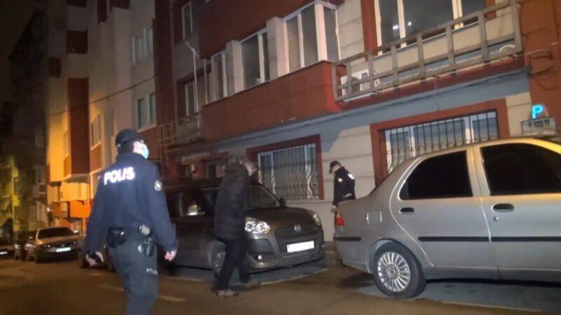 Bursa'da polisi harekete geçiren ihbar