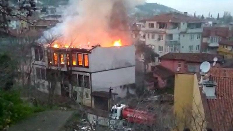 Osmanlı döneminden miras… Bursa'da bir bir yanıyorlar