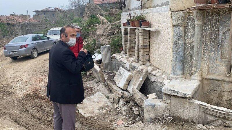 Yer: Bursa… Önce definecilerin sonra kamyonun kurbanı oldu