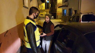 Bursa'da kısıtlamada ikinci kez alkollü yakalandı