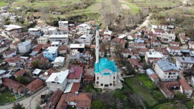 Bursa'da bu köyün kadınlarından 1,5 milyon liralık cami için katkı
