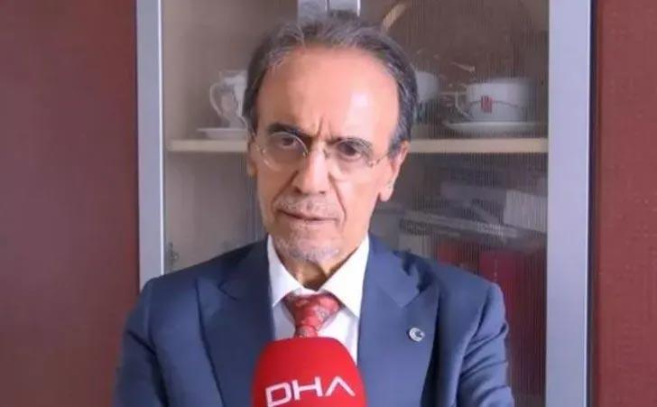 Prof. Dr. Mehmet Ceyhan'dan dikkat çeken sözler: Çok büyük bir hata yaptık