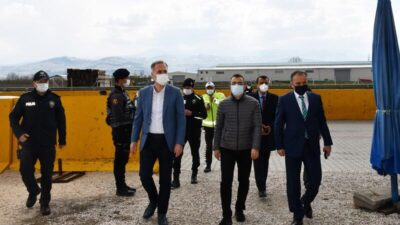 Bursa İnegöl Belediye Başkanı Taban, polis haftasını kutladı