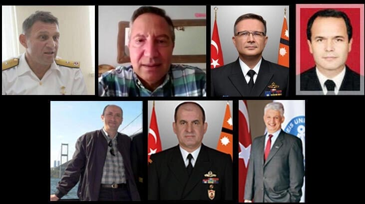 'Bildiri' soruşturmasında gözaltına alınan amirallerin ifadeleri ortaya çıktı