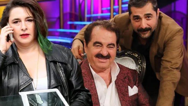 Esra Dermancıoğlu'nun sözleri Ahmet Tatlıses'i rahatsız etti