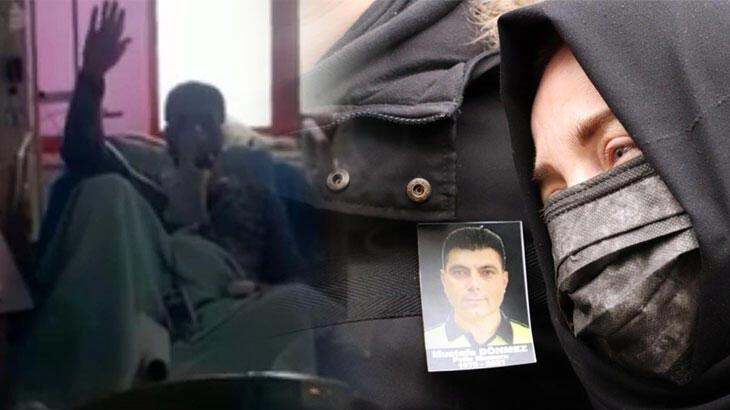 Koronavirüsten hayatını kaybeden polis memuru son yolculuğuna uğurlandı