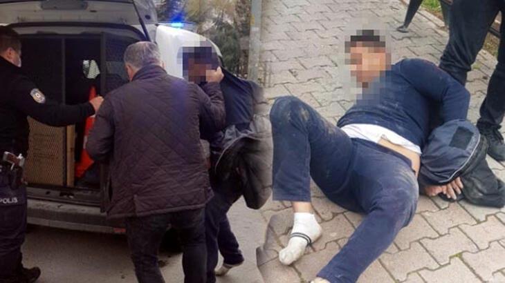 Parkta cinsel taciz iddiası! Gözaltına alındı