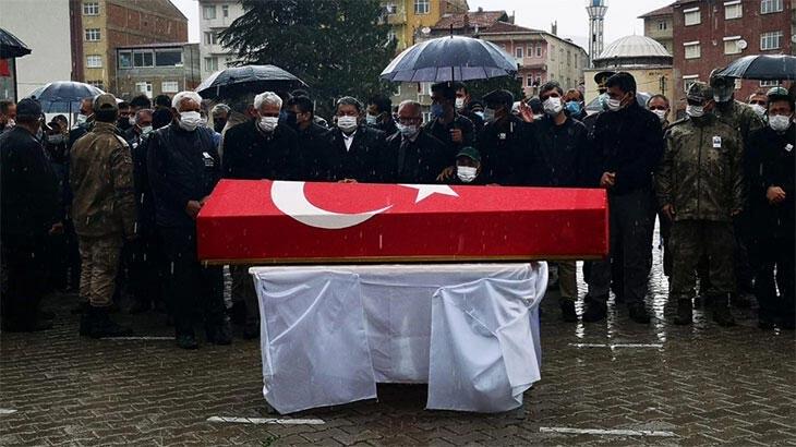 Şehit Uzman Çavuş Kızılay'ın baba ocağında helallik alındı