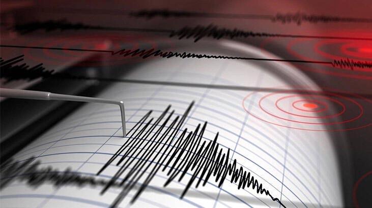 6.4 büyüklüğündeki depremle sallandı!