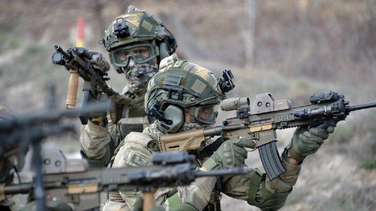 MSB duyurdu! 2 terörist daha vuruldu