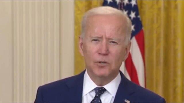 ABD Başkanı Biden Putin yerine 'Klutin' deyince tepkilere maruz kaldı