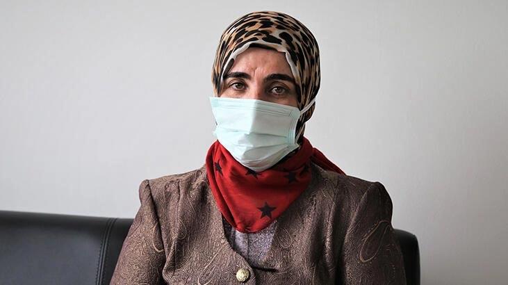 Diyarbakır annelerinden Türkan Mutlu terör örgütü PKK'ya tepki gösterdi