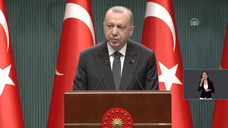Cumhurbaşkanı Erdoğan kritik kararları açıkladı…