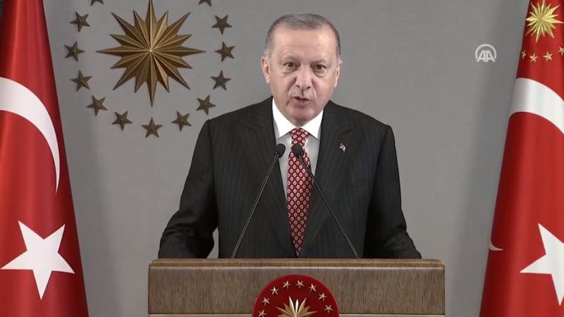 Cumhurbaşkanı Erdoğan Hasankeyf-2 Köprüsü'nü açtı…