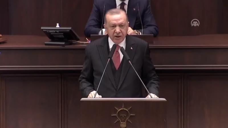Cumhurbaşkanı Erdoğan'dan 128 milyar dolar açıklaması…