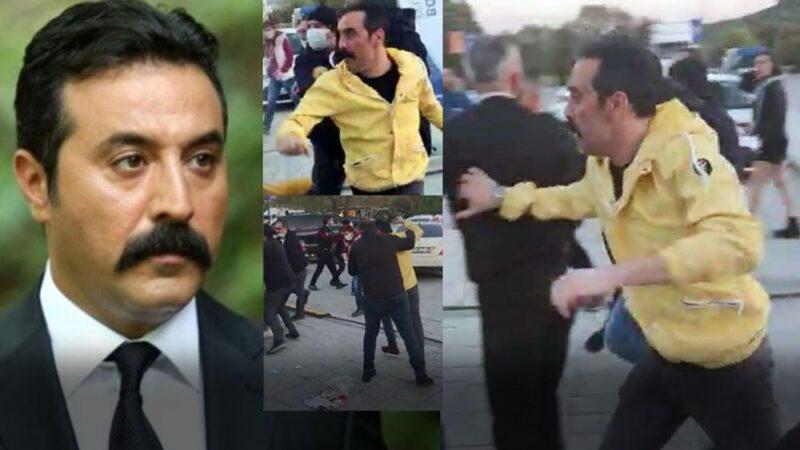 Bodrum Rallisi'nde silahlı kavga! Ünlü oyuncu gözaltına alındı