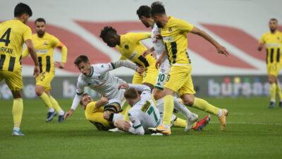 Bursaspor'un maç günü! Timsah'a galibiyet yakışır…