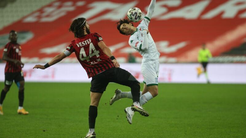 Bursaspor'un son deplasmanı! Rakip ligden düştü…
