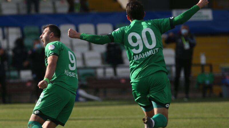 3.Lig'deki Bursa ekibi liderliğe yükseldi! Şampiyonluk geliyor…