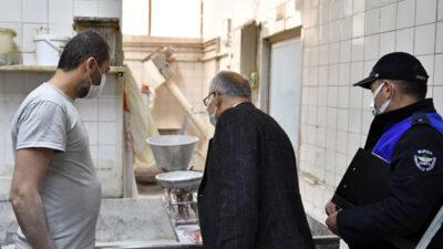 Osmangazi Zabıta'dan gıda denetimi