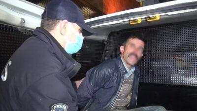 Bursa Ulucami'ye balyozlu saldırı
