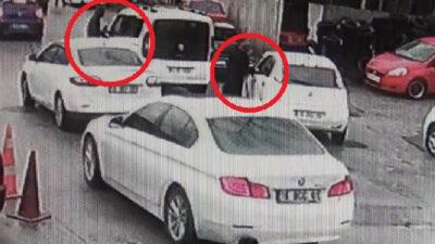 Yer: Bursa… Park yeri ararken aracı çalındı! Metrelerce peşinden koştu
