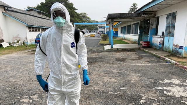 Afrika'da koronavirüsten ölenlerin sayısı 115 bine yaklaştı