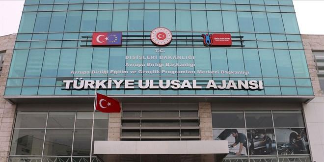 Türkiye Ulusal Ajansı'na personel alımı…