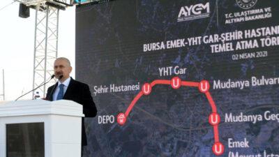Ulaştırma Bakanları Bursa'ya neden 'cimri' davranıyor?