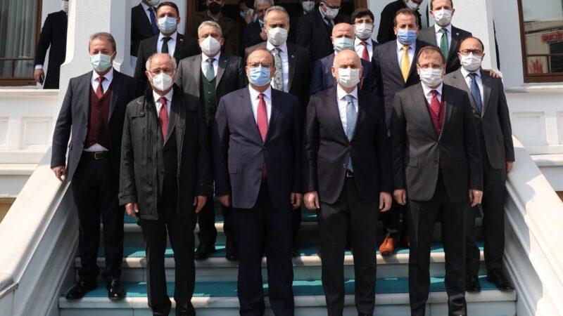 Bakan Karaismailoğlu'dan Bursa mesajı…