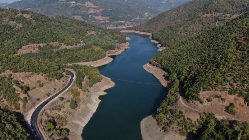 Bursa'nın bir barajı yüzde 100 doldu!